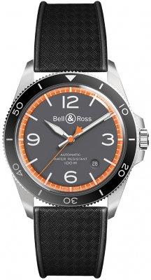 Bell & Ross BR V2-92 BRV292-ORA-ST/SRB