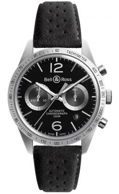 Bell & Ross BR 126 Sport Chronograph BRV126-BS-ST/SF