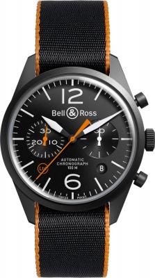 Bell & Ross BR 126 Vintage BRV126-O-CA