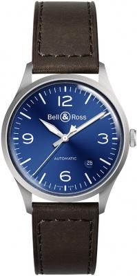 Bell & Ross BR V1-92 BRV192-BLU-ST/SCA