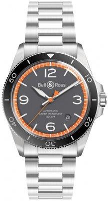 Bell & Ross BR V2-92 BRV292-ORA-ST/SST