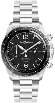 Bell & Ross BR V2-94 BRV294-BL-ST/SST