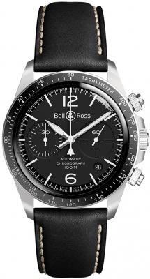 Bell & Ross BR V2-94 BRV294-BL-ST/SCA