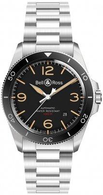 Bell & Ross BR V2-92 BRV292-HER-ST/SST