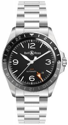 Bell & Ross BR V2-93 GMT BRV293-BL-ST/SST