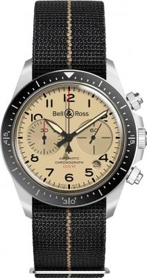 Bell & Ross BR V2-94 BRV294-BEI-ST/SF