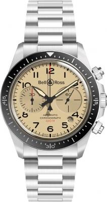 Bell & Ross BR V2-94 BRV294-BEI-ST/SST