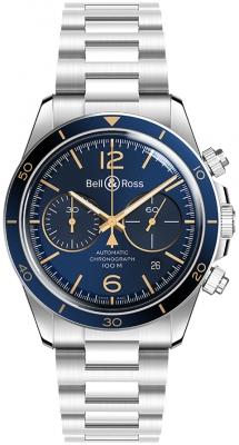 Bell & Ross BR V2-94 BRV294-BU-G-ST/SST