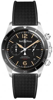 Bell & Ross BR V2-94 BRV294-HER-ST/SRB