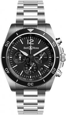 Bell & Ross BR V3-94 BRV394-BL-ST/SST