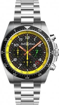 Bell & Ross BR V3-94 BRV394-RS19/SST