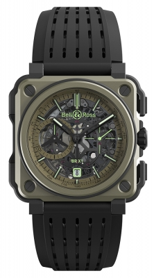 Bell & Ross BR-X1 Chronograph 45mm BRX1-CE-TI-MIL