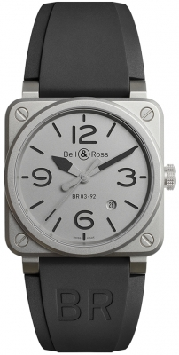 Bell & Ross BR03-92 Automatic 42mm BR0392-GBL-ST/SRB