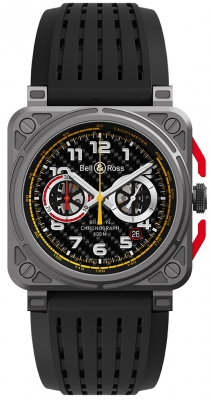 Bell & Ross BR03-94 Chronograph 42mm BR0394-RS18