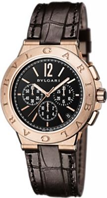 Bulgari Diagono Velocissimo 102333