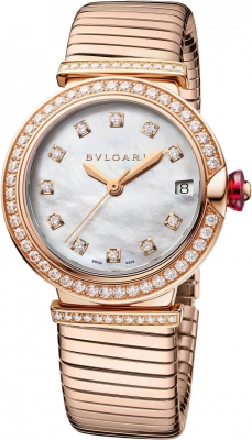 Bulgari Lucea Automatic 33mm 103034