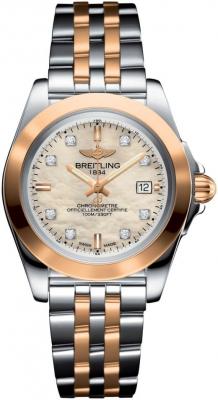 Breitling Galactic 32 Sleek Edition c7133012/a803/792c