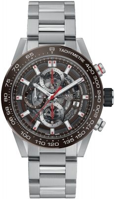 Tag Heuer Carrera Caliber Heuer 01 Skeleton 43mm car201u.ba0766