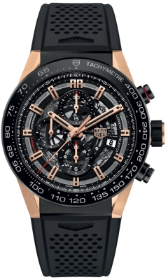 Tag Heuer Carrera Caliber Heuer 01 Skeleton 45mm car2a5a.ft6044