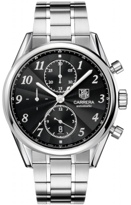 Tag Heuer Carrera Heritage Automatic Chronograph cas2110.ba0730