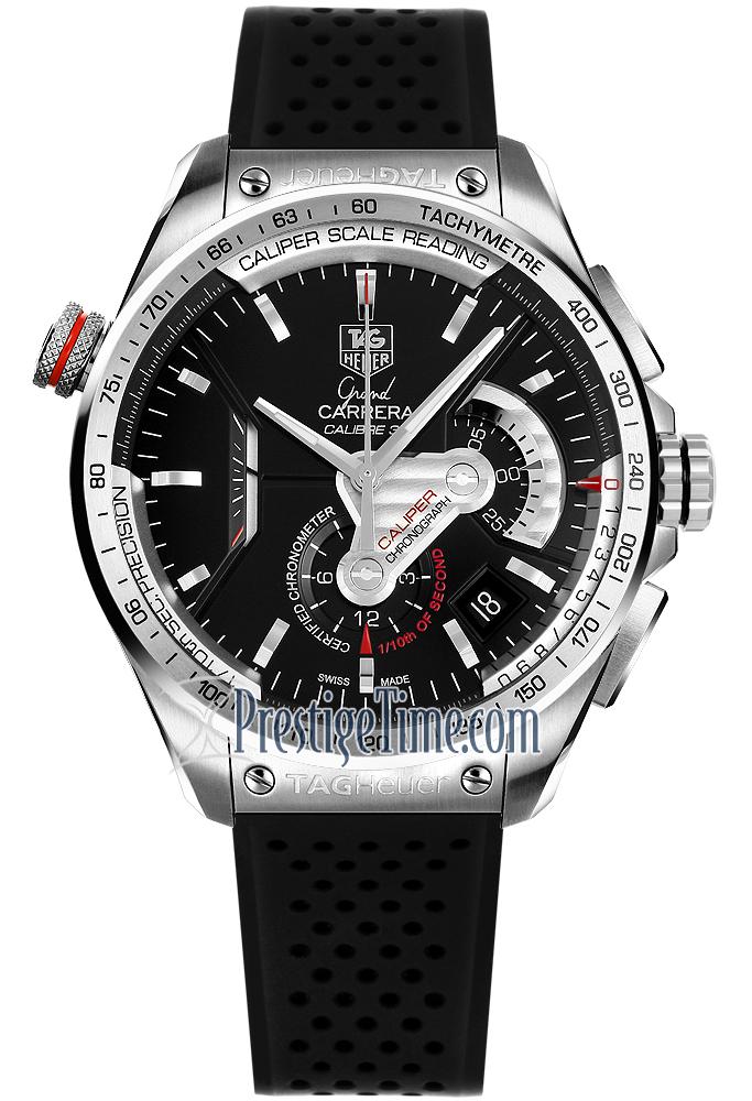 9898963f281 Availability. Tag Heuer Grand Carrera Calibre 36 RS Caliper Chronograph Mens  Watch
