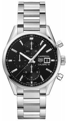 Tag Heuer Carrera Calibre 16 Chronograph 41mm cbk2110.ba0715