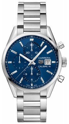 Tag Heuer Carrera Calibre 16 Chronograph 41mm cbk2112.ba0715