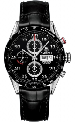 Tag Heuer Carrera Day Date Automatic Chronograph 43mm cv2a10.fc6235