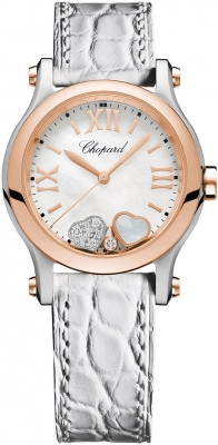 Chopard Happy Sport Round Quartz 30mm 278590-6005