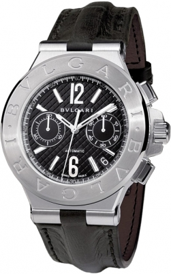 Bulgari Diagono Chronograph 40mm dg40bsldch