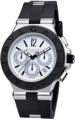 Bulgari Diagono Chronograph 42mm dg42c6svdch