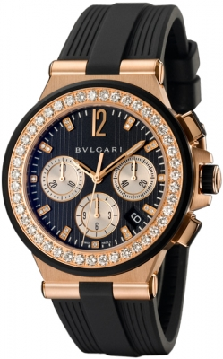 Bulgari Diagono Chronograph 40mm dgp40bgdvdch/8