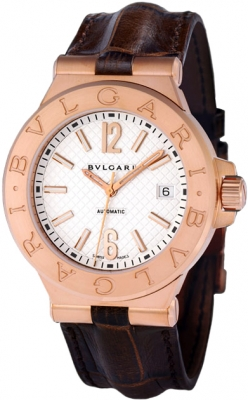Bulgari Diagono Automatic 40mm dgp40c6gld