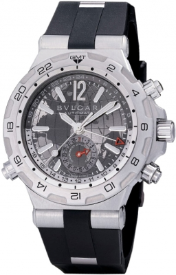 Bulgari Diagono Professional GMT 42mm dp42c14svdgmt