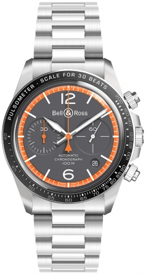 Bell & Ross BR V2-94 BRV294-ORA-ST/SST