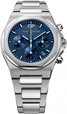 Girard Perregaux Laureato Chronograph 38mm 81040-11-431-11a