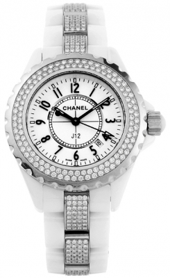 Chanel J12 Quartz 33mm H1420