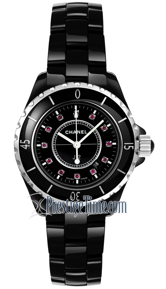 bdac7704157a Availability. Chanel J12 Quartz 33mm Ladies Watch