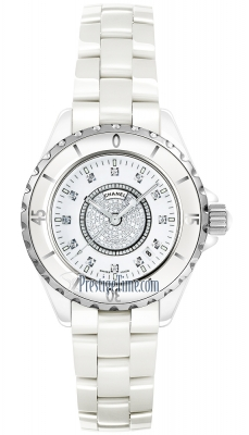Chanel J12 Quartz 33mm H2123