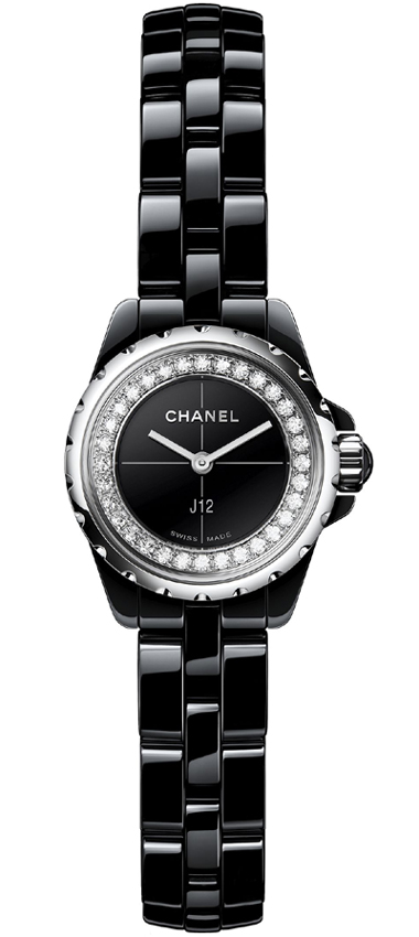 Chanel J12 Xs Quartz 19mm H5235
