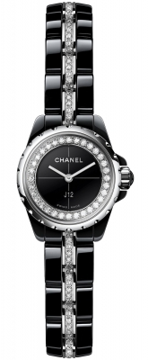 Chanel J12-XS Quartz 19mm h5236