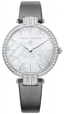 Harry Winston Premier Ladies Quartz 36mm prnqhm36ww001