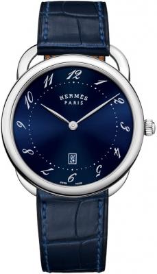Hermes Arceau Quartz TGM 40mm 044824ww00