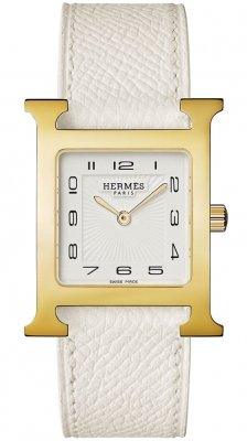 Hermes H Hour Quartz Medium MM 036781WW00