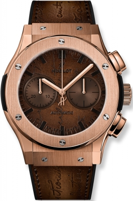 Hublot Classic Fusion Chronograph 45mm 521.ox.0500.vr.ber17