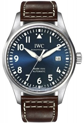 IWC Pilot's Watch Mark XVIII 40mm iw327010