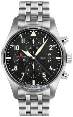 IWC Pilot's Watch Chronograph IW377704