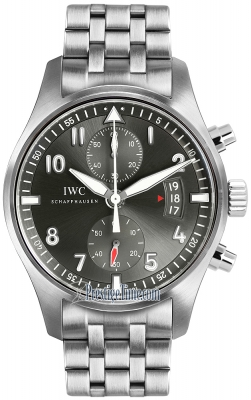 IWC Pilot's Watch Spitfire Chronograph IW387804