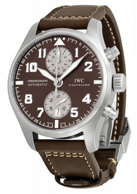 IWC Pilot Chronograph Saint Exupery IW387806