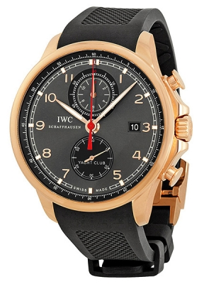 Sale alerts for IWC Portuguese Yacht Club Chronograph - Covvet